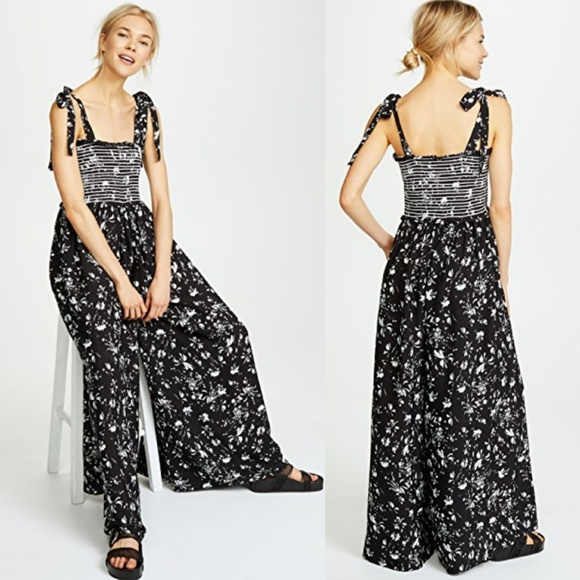 ba5a3ed10627 NWT Free People Color My World Jumpsuit